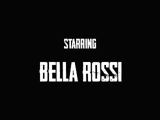 Bella Rossi Is Tired Of Her Chief Lady So A Cat Fight And Tits Come Out
