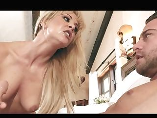 Model Mommy Practice Anal Invasion Torture By Stepson