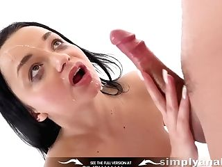 Butt-fucking - Jism Covered Punk Honey Gets Fucked