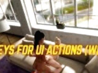 """hot Hermaphroditism Lesbo 3 Dimensional Animation Game"""