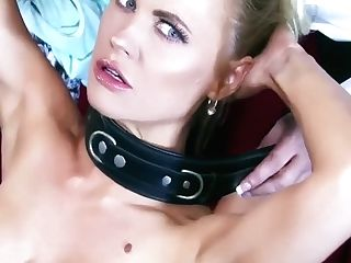 Sub Gets Fucked By Her Mistress