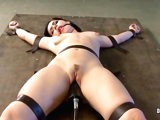 Tied Down Cumbots Compilation #two Bring On The Sex Bot